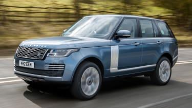Range Rover D300 Westminster - front