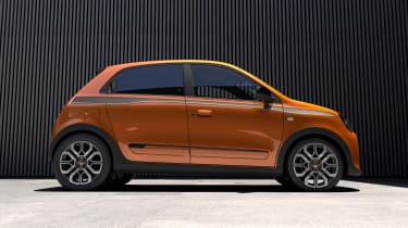 Renault Twingo GT - side static