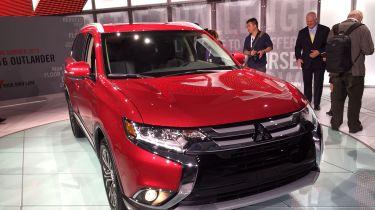 Mitsubishi Outlander New York