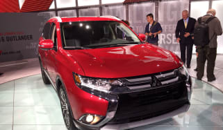 Mitsubishi Outlander New York