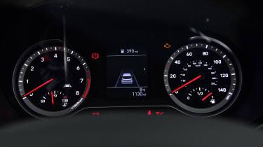 Hyundai i10 - dials
