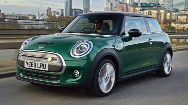 MINI Electric - best small electric cars