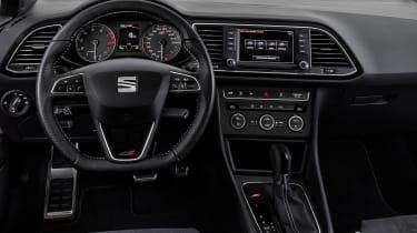 SEAT Leon ST Cupra 300 - dash