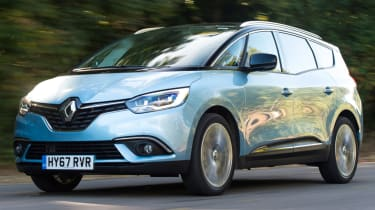 Renault Grand Scenic - best used MPVs and people carriers