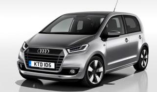 Audi A0 front