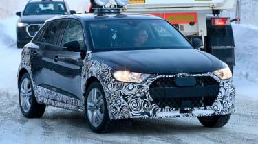 Audi A1 Allroad - spyshot 2