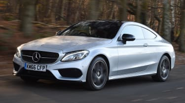 Mercedes C-Class - best used coupes