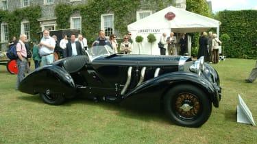 Mercedes-710-SSK-Trossi-Roadster-1930
