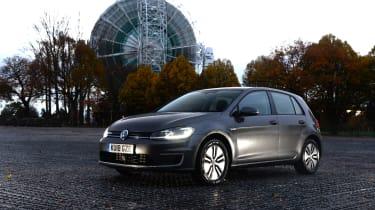Britain's best driving roads VW e-Golf
