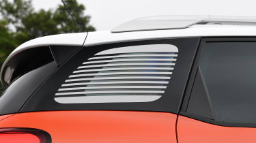 Citroen C3 Aircross - window