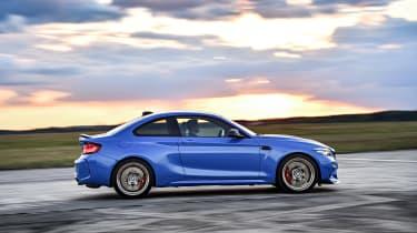BMW M2 CS - side