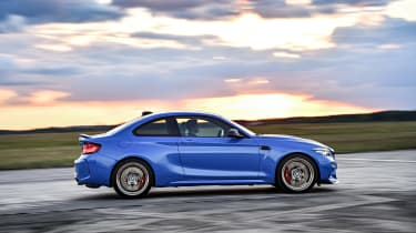 BMW M2 CS - side