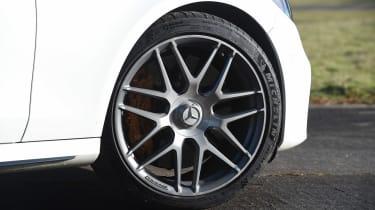 Mercedes-AMG E 63 S long termer - first report wheel