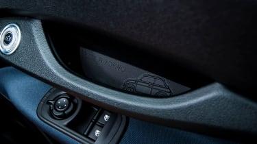 Fiat 500 - Torino detail