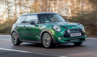 MINI Cooper S 60 Years Edition - front