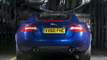 Jaguar XK Coupe rear