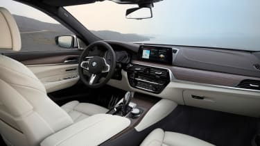 BMW 6 Series Gran Turismo - interior