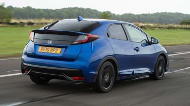 Honda Civic Sport - rear