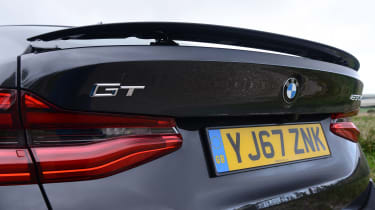 Used BMW 6 Series GT - rear spoiler