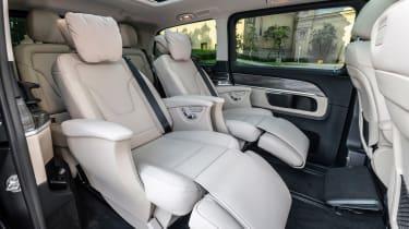 Mercedes V-Class - seats