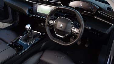 Peugeot 508 Fastback - interior