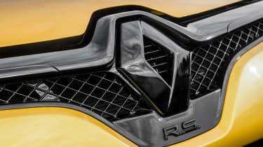 Renault Clio RenaultSport R.S.16 2016 - badge