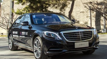 A to Z guide to electric cars - Mercedes S-Class hybrid