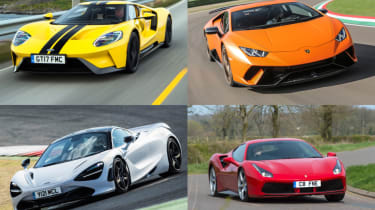 Best Supercars To Buy In 2020 Revealed Auto Express