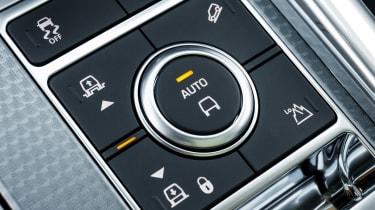Range Rover Sport P400e - interior detail