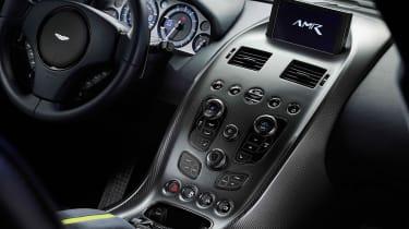 Aston Martin Rapide AMR - interior
