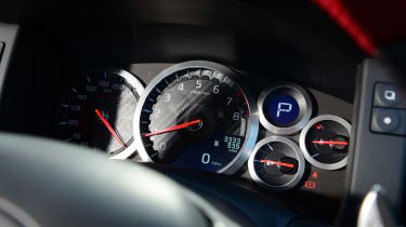 The GT-R still features a huge array of equipment as standard inside the cabin.