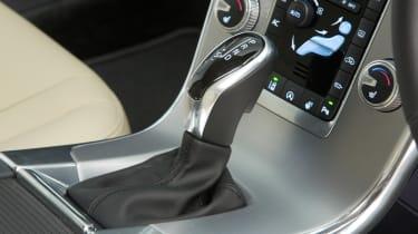 Used Volvo S60 - centre console