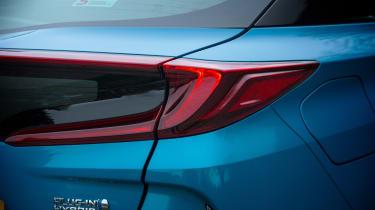Toyota Prius Plug-in - rear light