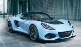 Lotus Exige Sport 410 - front