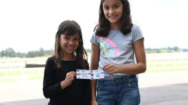 Kid Drivers - girls license