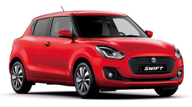 New Suzuki Swift - front static