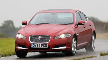 Jaguar's stylish XF has established itself as a contender for the BMW 5 Series, Mercedes E-Class and Audi A6. Despite strong sales since it was introduced in 2007, it is starting to feel its age now.