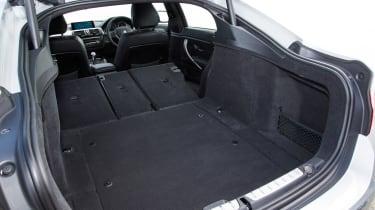 BMW 4 Series Gran Coupe 430d xDrive - boot seats down