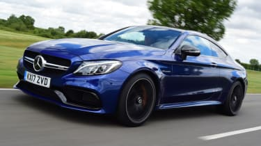 Best performance cars 2017/2018 - Mercedes C 63 AMG