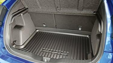 Honda Civic Sport - boot