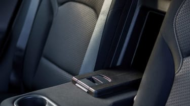 New Hyundai i30 - centre armrest