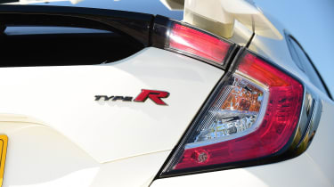 Honda Civic Type R - rear detail
