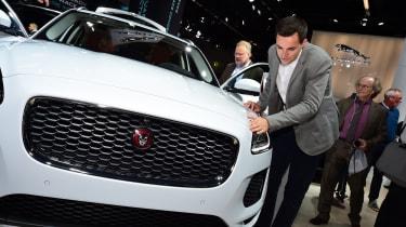 Aero design - Jaguar