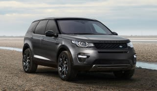 Land Rover Discovery Sport MY2017 - front quarter