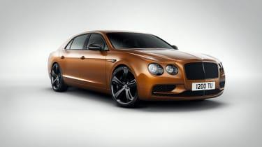 Bentley Flying Spur V12 S front side