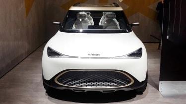 Smart Concept 1 - full front Munich