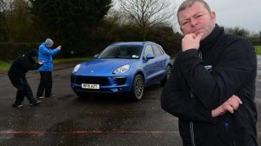 Long-term test review: Porsche Macan - second report header