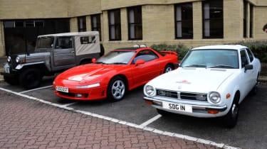 Mitsubishi's 100th year celebration - generations together