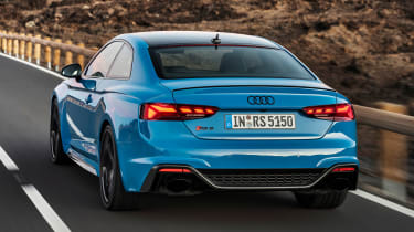 Audi RS 5 Coupe - rear