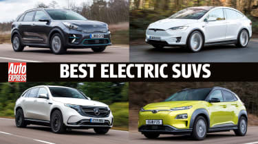 Best Electric Suvs To Buy Now Auto Express